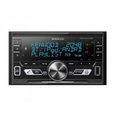 2-DIN CD/MP3-РЕСИВЕР KENWOOD DPX-5100BT